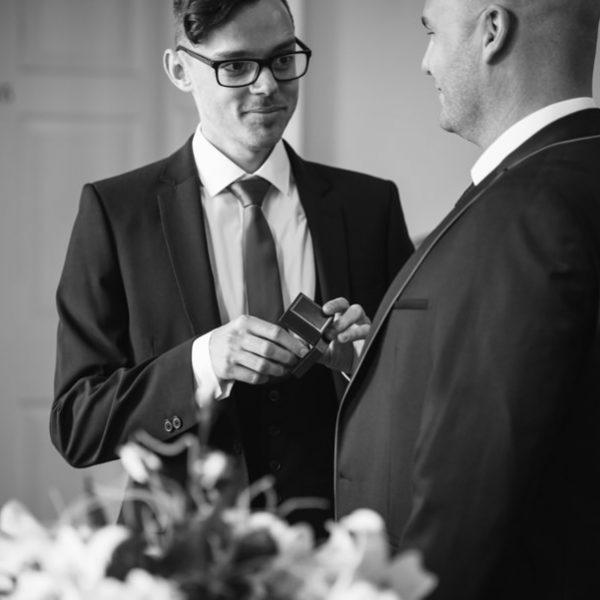Horsham Drawing Room Wedding - Stewart & Oren
