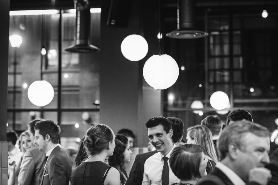 the Artisan of Clerkenwell wedding reception