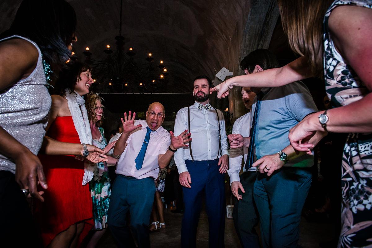 spanish wedding photograph in the UK