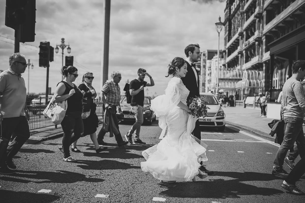 natural wedding photography in brighton